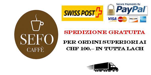 SEFO-Caffé - info@sefo-caffe.ch - Tel: 076 387 82 87
